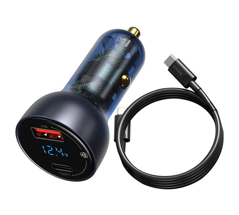 Baseus USB C Car Charger Review