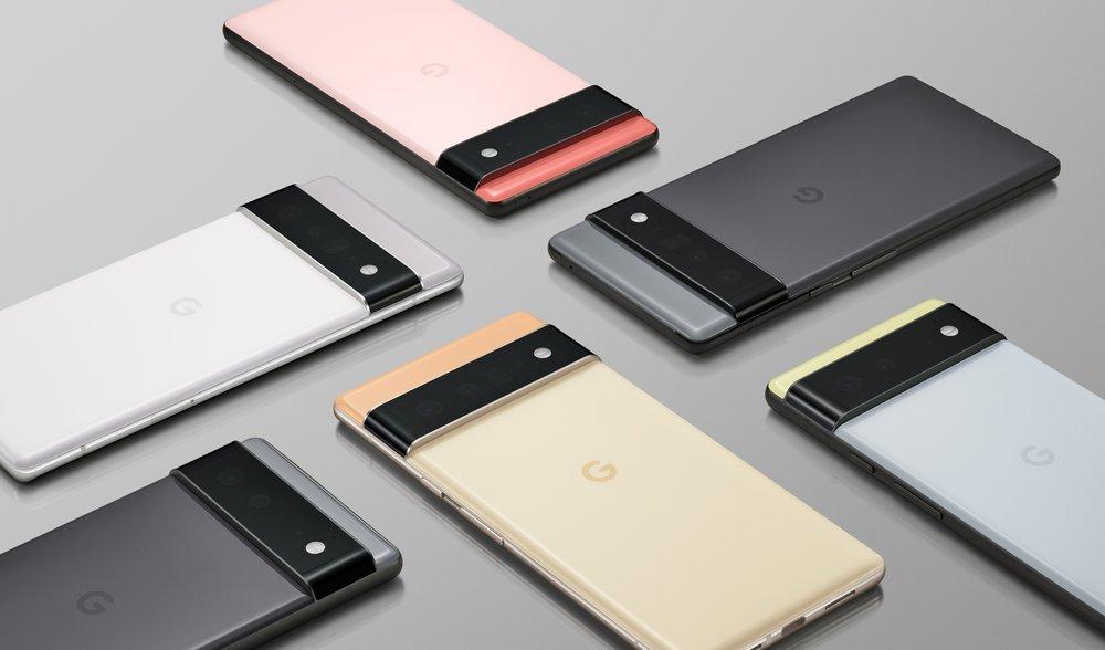 Google Pixel 6 Pro leak