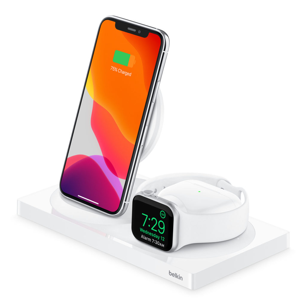 Mophie Wireless Charging Stand Plus Review