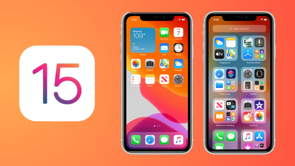 New Features in iOS 15