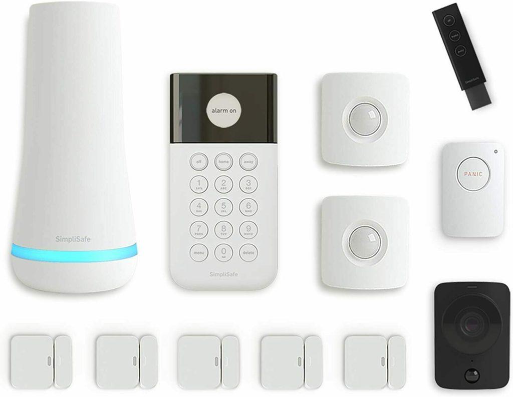 Simplisafe 5 Piece Wireless Home Security System