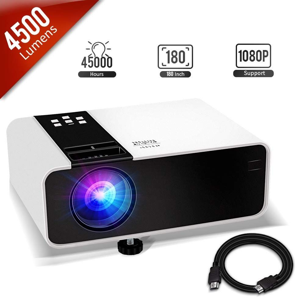 GRC Mini Projector Review
